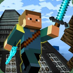 Diverse Block Survival Game APK MOD