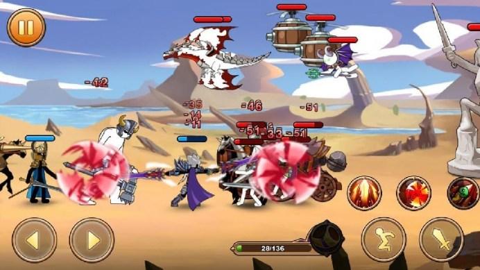 I Am Warrior APK MOD imagen 5