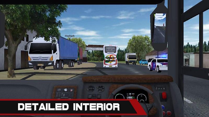 Mobile Bus Simulator APK MOD imagen 4