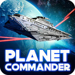 Planet Commander Online: Spaceship Galaxy Battles APK MOD