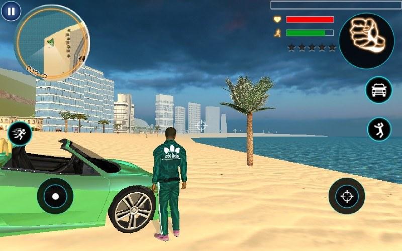 Real Gangster Crime APK MOD imagen 4