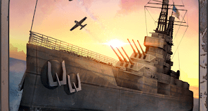 Ships of Battle The Pacific APK MOD