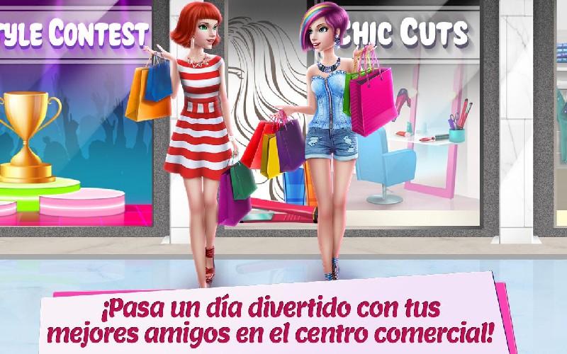 Shopping Mall Girl APK MOD imagen 2