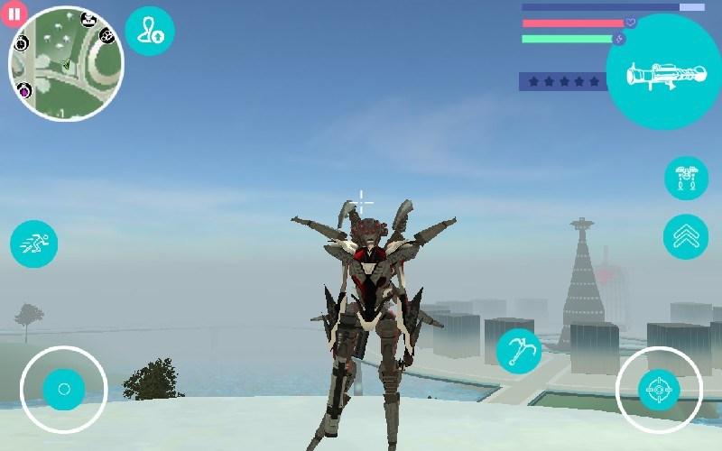 Spider Robot APK MOD imagen 3
