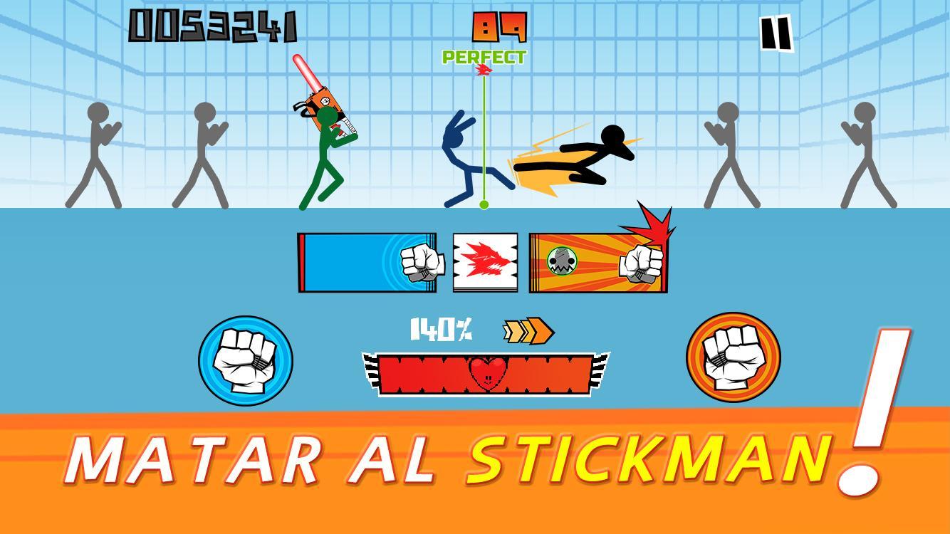 Stickman fighter Epic battle APK MOD imagen 3
