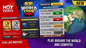 World Cricket Championship 2 APK MOD imagen 3