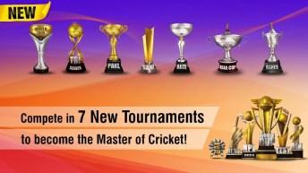 World Cricket Championship 2 APK MOD imagen 4
