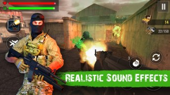 Zombie Shooter Hell 4 Survival APK MOD imagen 4