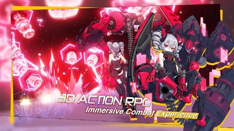 Honkai Impact 3rd APK MOD imagen 2