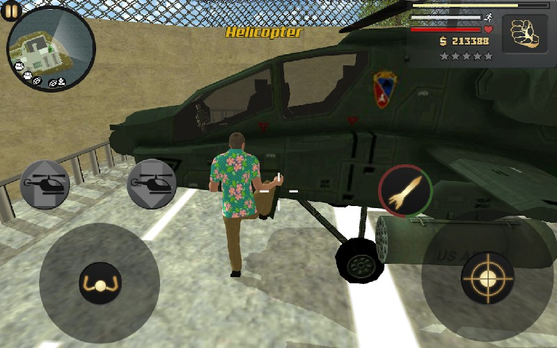Miami crime simulator APK MOD imagen 2