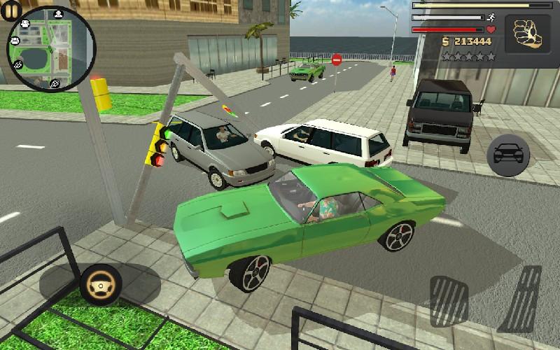 Miami crime simulator APK MOD imagen 3