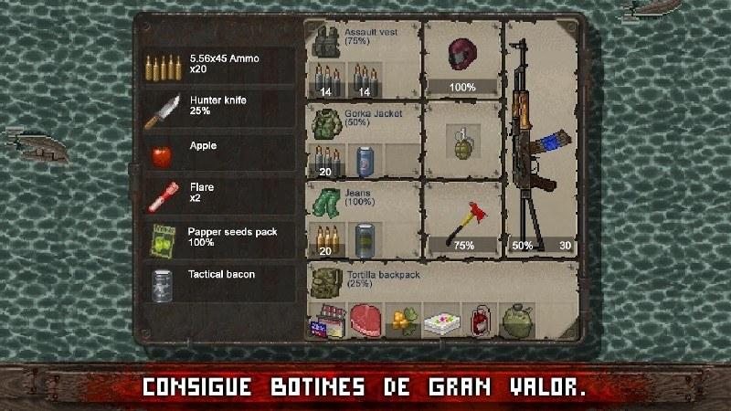 Mini DAYZ - Survival Game APK MOD imagen 4