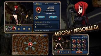 Skullgirls APK MOD imagen 4