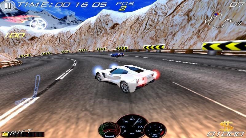 Speed Racing Ultimate 3 APK MOD imagen 3