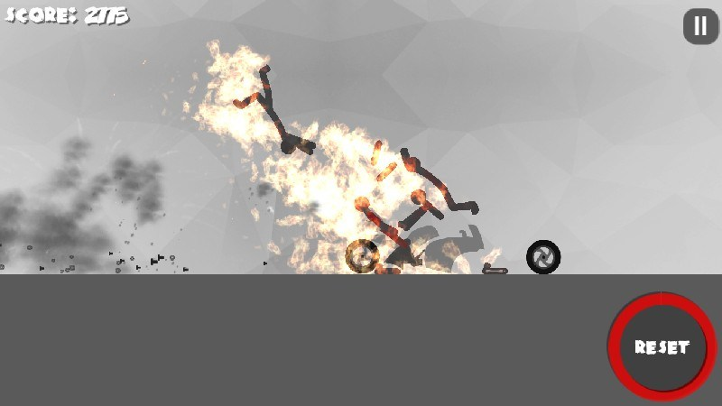 Stickman Destruction 3 Heroes APK MOD imagen 4