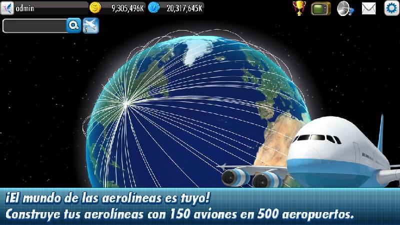 AirTycoon 4 APK MOD imagen 2
