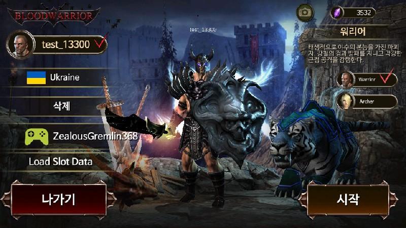 BloodWarrior APK MOD imagen 5