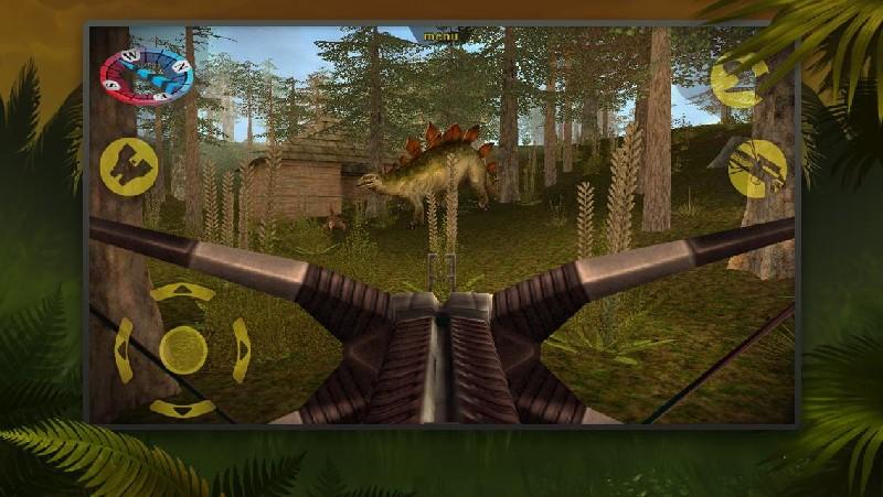 Carnivores Dinosaur Hunter HD APK MOD imagen 2