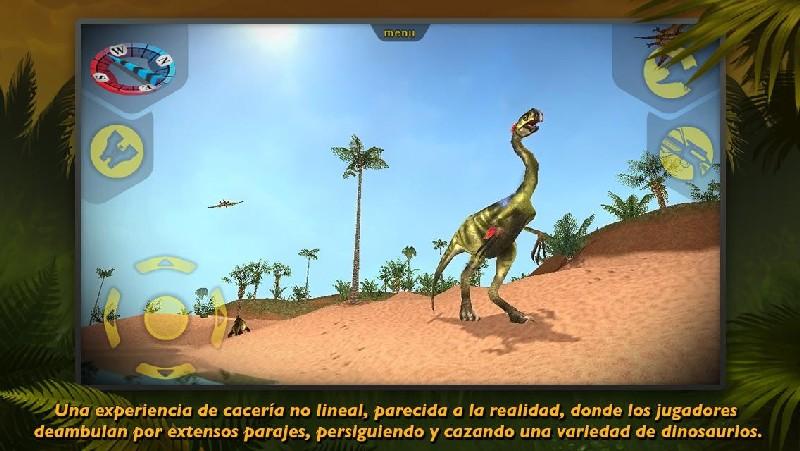 Carnivores Dinosaur Hunter HD APK MOD imagen 3