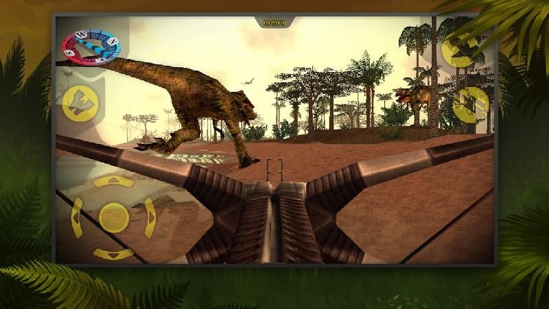 Carnivores Dinosaur Hunter HD APK MOD imagen 4