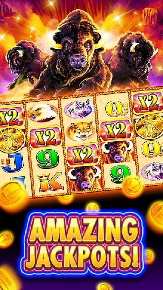 Cashman Casino - Free Slots Machines & Vegas Games APK MOD imagen 3