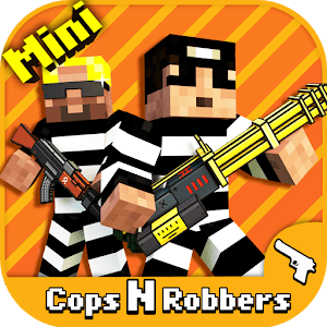 Cops N Robbers - FPS Mini Game APK MOD