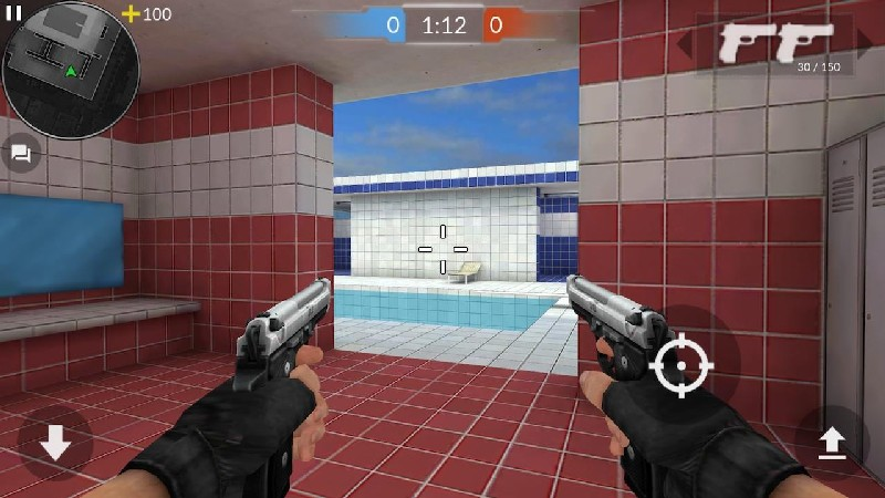 Critical Strike CS Counter Terrorist Online FPS APK MOD imagen 3