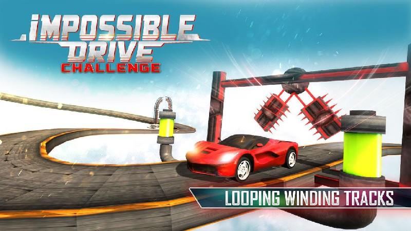 Impossible Drive Challenge APK MOD imagen 1