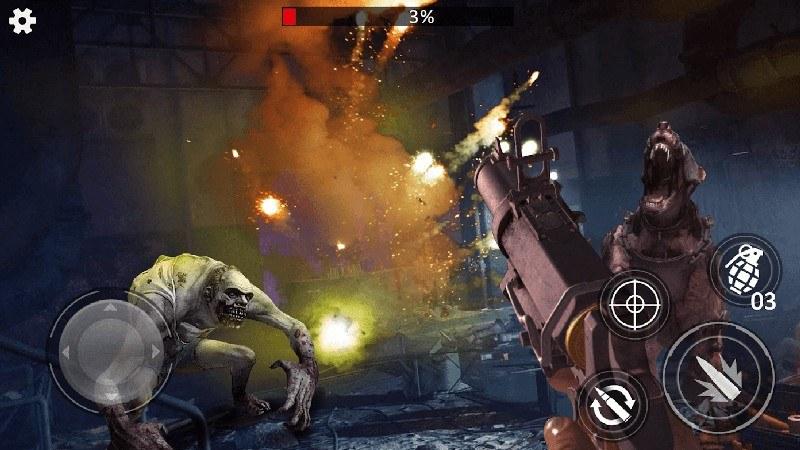 Last Saver Zombie Hunter Master APK MOD imagen 5