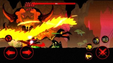 League of Stickman Free - Arena PVP(Dreamsky) APK MOD imagen 4