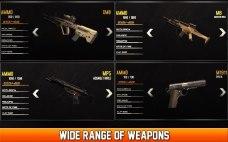 Military Commando Shooter 3D APK MOD imagen 3