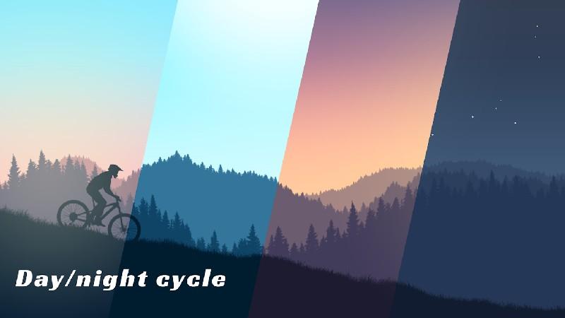Mountain Bike Xtreme APK MOD imagen 1