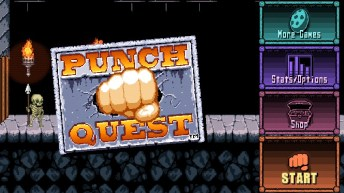 Punch Quest APK MOD imagen 1