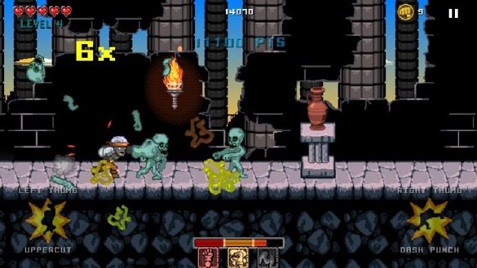 Punch Quest APK MOD imagen 5