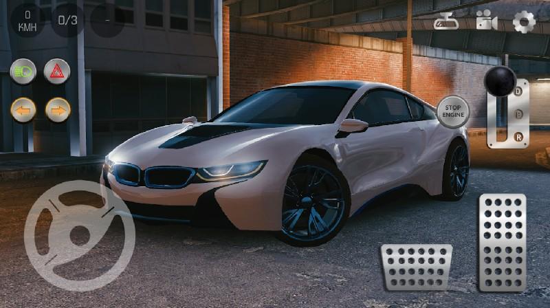 Real Car Parking 2 Driving School 2018 APK MOD imagen 3