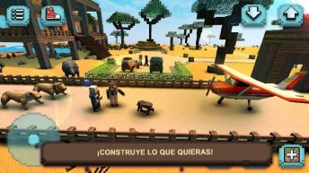 Savanna Safari Craft Animals APK MOD imagen 2