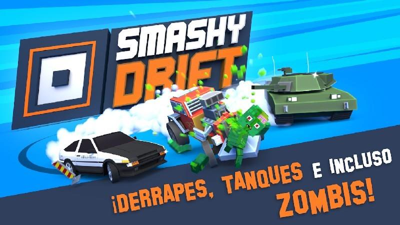 Smashy Drift APK MOD imagen 1