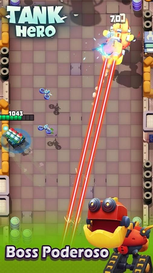 Tank Hero APK MOD imagen 4