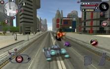 Future Crime Simulator APK MOD imagen 2