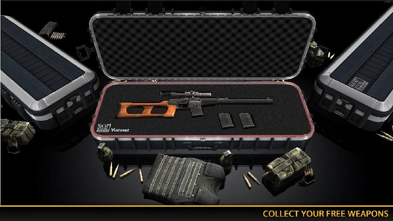 Gun Club Armory APK MOD imagen 1
