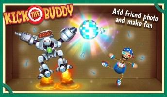 Kick the Buddy APK MOD imagen 2