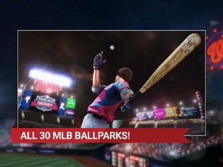 MLB Home Run Derby 18 APK MOD imagen 1