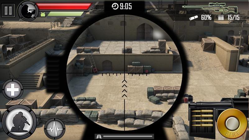 Modern Sniper APK MOD imagen 1