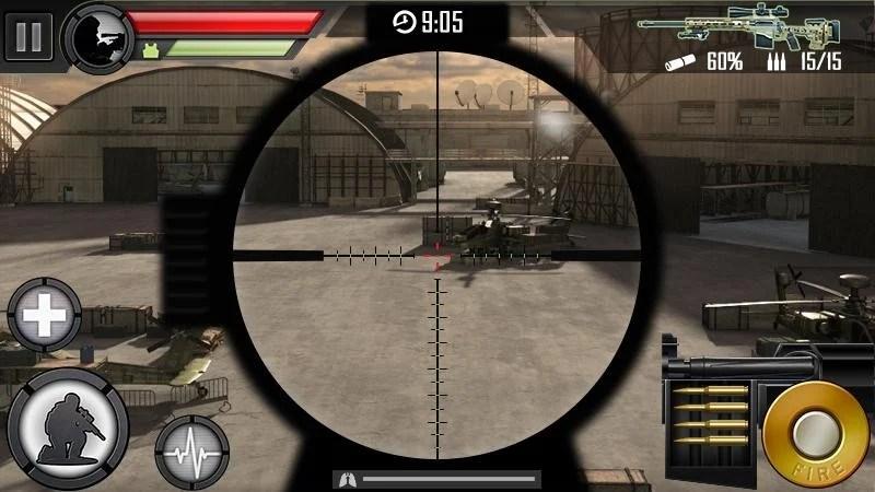 Modern Sniper APK MOD imagen 3