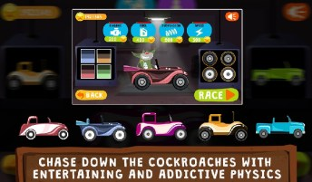 Oggy Go - World of Racing (The Official Game) APK MOD imagen 3
