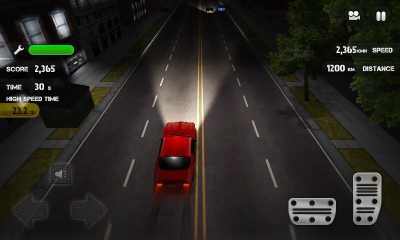 Race the Traffic APK MOD imagen 2