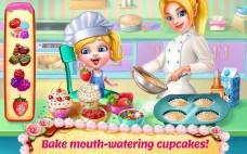 Real Cake Maker 3D - Bake, Design & Decorate APK MOD imagen 3