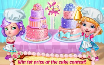 Real Cake Maker 3D - Bake, Design & Decorate APK MOD imagen 4