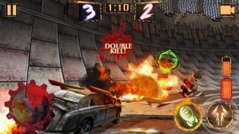 Rocket Car Ball APK MOD imagen 3
