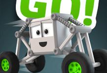Rover Builder GO - Build, race, win! APK MOD